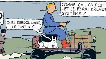 Tintin au Pays des Soviets: l'ancien secrétaire d'Hergé dénonce la colorisation