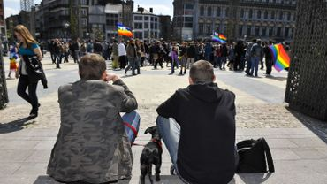 Hausse de 12% des plaintes pour homophobie chez Unia