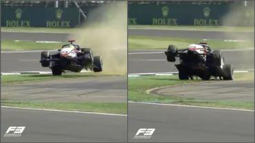"""F3 : David Schumacher se la joue... """"SchumachAir"""" à Silverstone"""