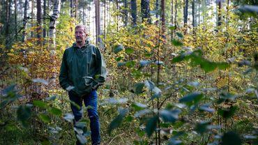 Mika Vanhanen, fondateur de l'ONG finlandaise ENO, à l'origine de quelque 30 millions d'arbres plantés à travers le monde depuis 20 ans grâce à un réseau de 10.000 écoles.