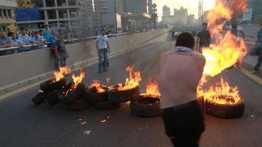 Des chiites en colère ont monté des barricades après l'annonce de l'enlèvement de 13 des leurs par les rebelles syriens