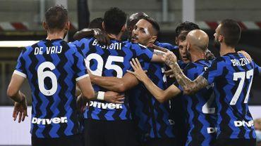 L'Inter repasse devant l'Atalanta son prochain adversaire