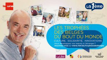 Les Trophées des Belges du Bout du Monde : les inscriptions sont ouvertes!