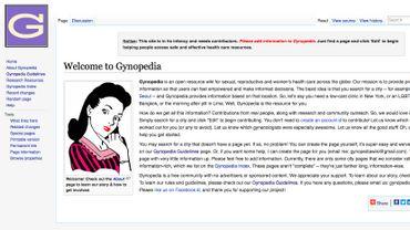 Gynopedia : le wikipédia de l'éducation sexuelle féminine