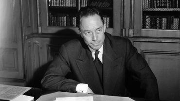 Albert Camus en 1957