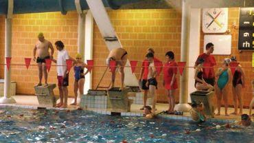 La natation est une des disciplines sportives du SPH Fleurus