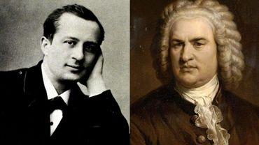 Le prélude en mi mineur de Bach selon Ziloti : une mélodie cachée comme des pointes de lumière au milieu d'un rêve