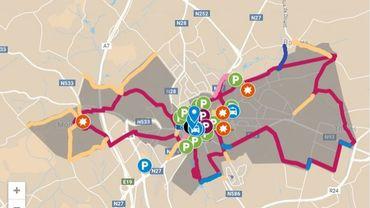 Semi-marathon de Nivelles ce dimanche