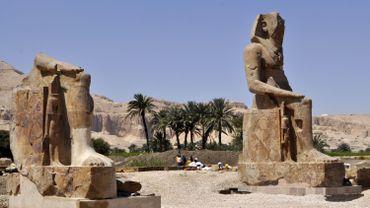 Louxor, Egypte