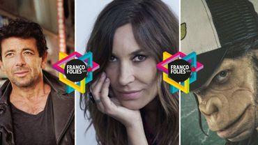 Patrick Bruel, Zazie et Kid Noize aux Francos de Spa 2019!