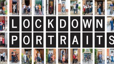 """Expo photos: """"Lockdown Portraits, à la découverte des visages et histoires derrière les portes fermées"""