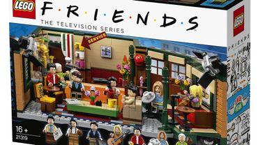 """La boîte de Lego dédiée à """"Friends"""" sera disponible le 1er septembre"""