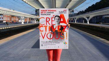 Liège: ouverture du 2ème Forum mondial de la langue française (photo Wallonie-Bruxelles International)