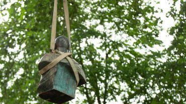 Débats sur la mémoire du colonialisme : Gand retire une statue du roi Léopold II