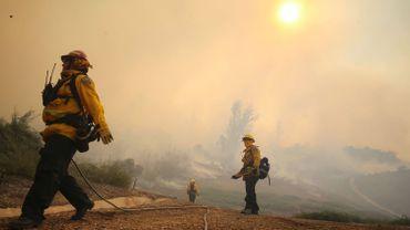 Plusieurs incendies ont ravagé la Californie en 2020