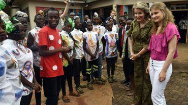 Mission Unicef au Kenya