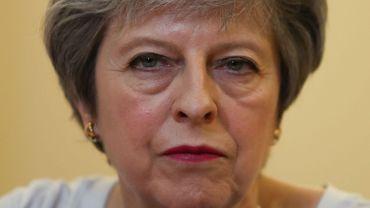 """Theresa May, il n'y avait """"pas d'alternative à l'usage de la force""""."""