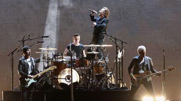 U2 va donner un concert gratuit sur Trafalgar Square à Londres