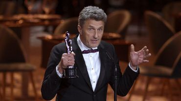 """Pawel Pawlikowski a reçu le prix du meilleur réalisateur pour son film """"Cold War"""" lors de la cérémonie des European Film Awards 2018"""