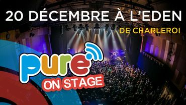 Pure On Stage 2018: Save the date!