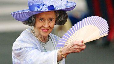 """La reine Fabiola lègue son héritage aux """"Oeuvres de la reine"""""""
