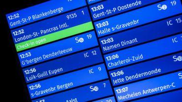 Perturbations sur l'axe ferroviaire Nord-Midi après le dépassement d'un signal