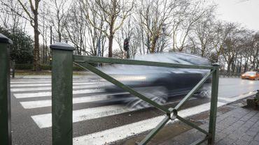 Les accidents de la route avec blessés ont diminué de 13% dans la zone de police Bruxelles Nord