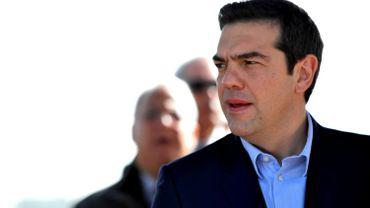 Comme le veut la tradition, le nouveau Premier ministre grec avait commencé sa tournée par Chypre le 3 février 2015.