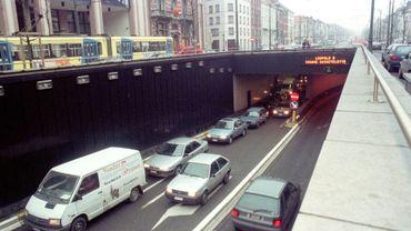 Construit dans les années 60,le tunnel Léopold II ne répond plus aux normes de sécurité