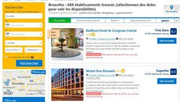 Un projet de loi pour rendre les hôtels moins dépendants des plate-formes de réservation