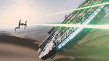 """""""Star Wars : le réveil de la force"""" arrive le 16 décembre dans les cinémas belges"""