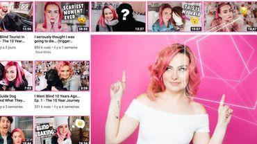 Ces stars de YouTube qui rendent le web plus accessible aux malvoyants