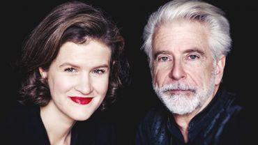 Elsa Grether et David Lively