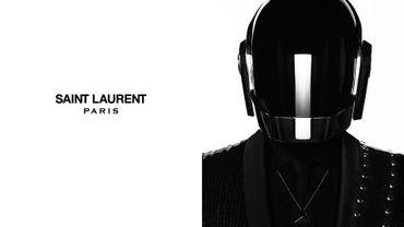 Daft Punk par Hedi Slimane