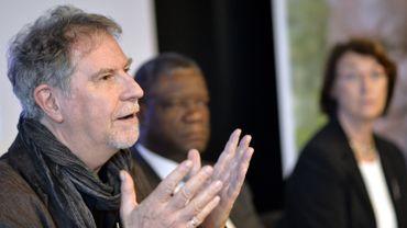 """Thierry Michel a également réalisé le film """"L'homme qui répare les femmes - La colère d'Hippocrate"""" consacré au Dr Mukwege"""