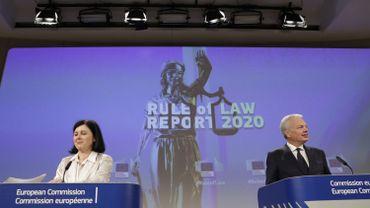 Rapport sur l'Etat de droit dans l'UE: comment se porte notre démocratie?