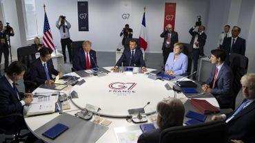 Un Trump calme au G7, mais le Trump disruptif n'est jamais loin