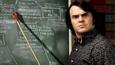 Un doctorat en heavy metal!
