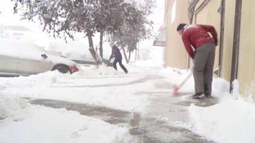 USA: une tempête hivernale précoce déclenche l'état d'urgence au Montana