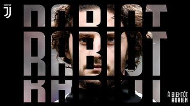 Adrien Rabiot officiellement transféré à La Juventus