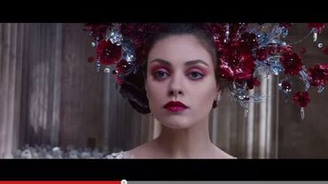 """Capture d'écran youtube trailer de """"Jupiter Ascending"""""""