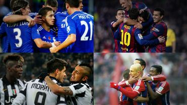 Football: Tour d'horizon des champions européens