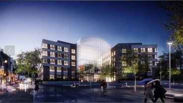 Projet palais de Justice Namur