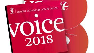 Coffret du Concours Reine Elisabeth de chant 2018
