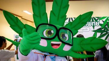 La Thaïlande a légalisé en décembre 2018 l'usage du cannabis médical et non récréatif.