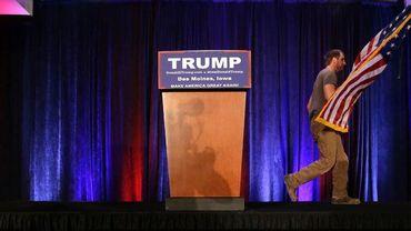 Primaires de l'Iowa: Donald Trump battu