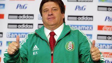 Miguel Herrera reste aux commandes de l'équipe mexicaine
