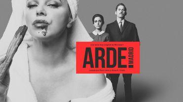 """Regardez en exclusivité sur RTBF Auvio la série """"Arde Madrid"""" sur la vie D'Ava Gardner"""