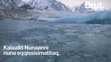 Ce parc glacier est aussi grand que la France, la Suisse, l'Autriche et l'Italie réunies.