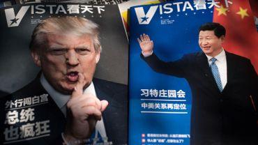 Donald Trump reçoit Xi Jinping pour un premier tête-à-tête dominé par Pyongyang